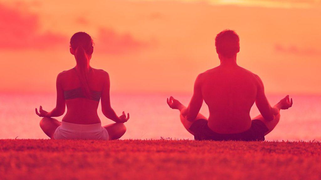 Diferentes tipos de meditação