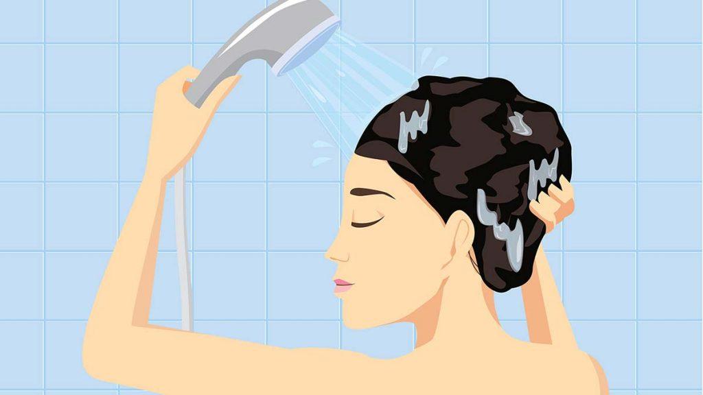erros comuns que as pessoas fazem no banho