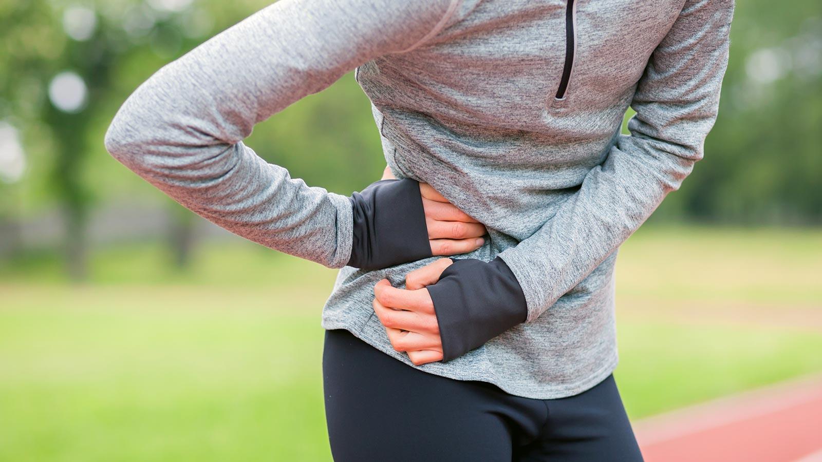 O que acontece quando você tem um estiramento muscular