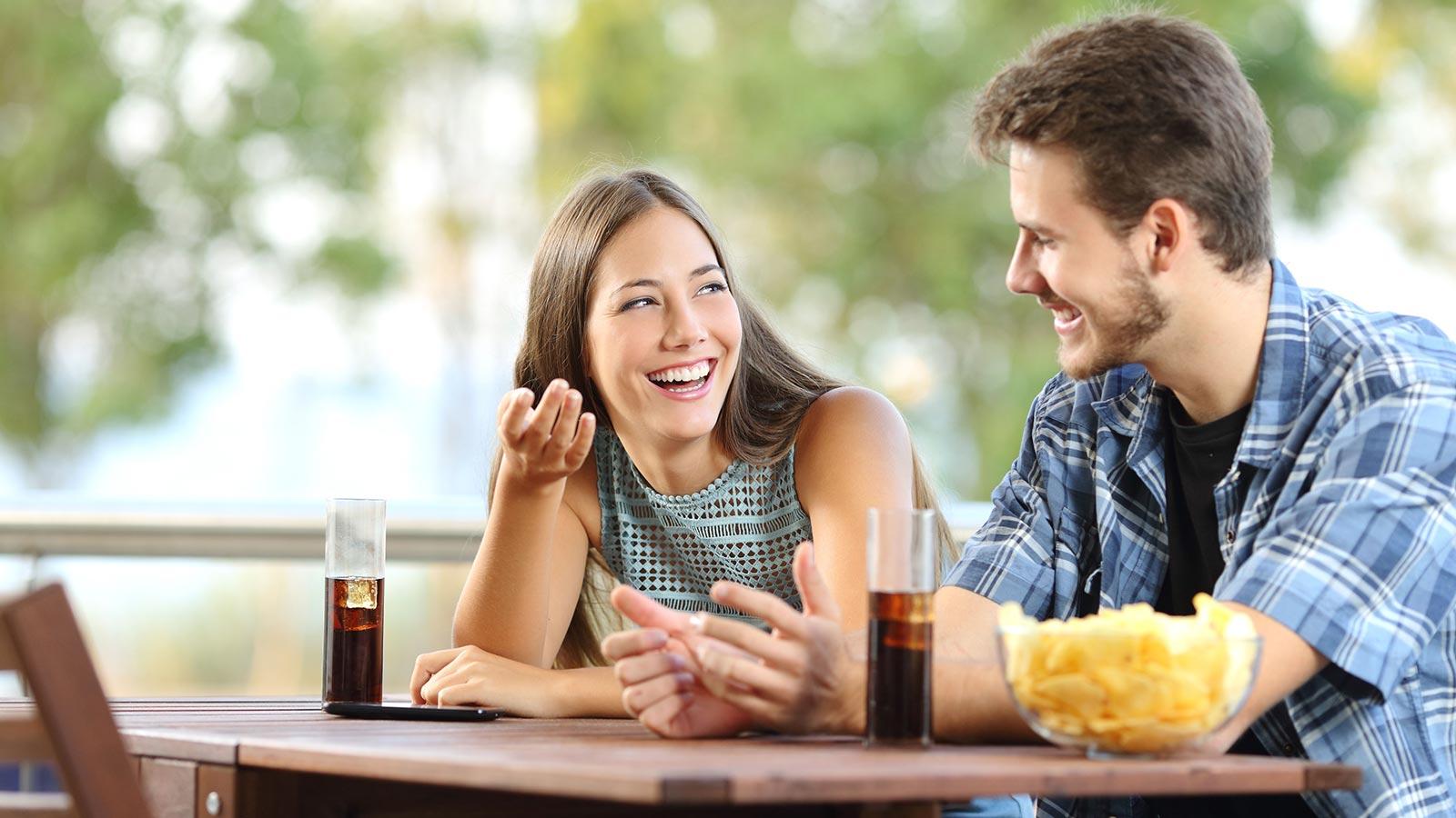 dicas de conversação método FORD