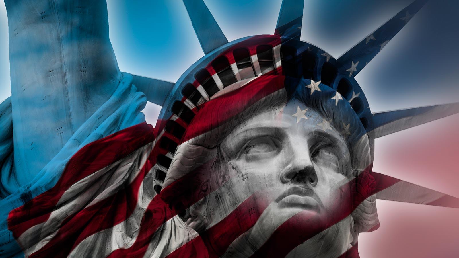 estatua da liberdade vai viajar