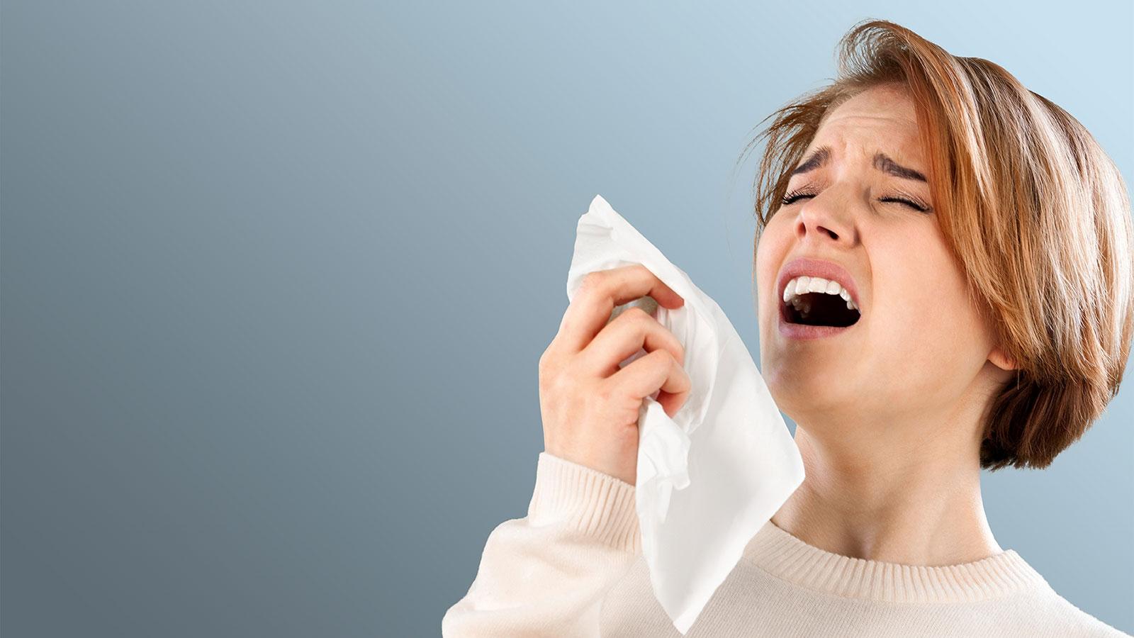 Como desentupir o nariz naturalmente