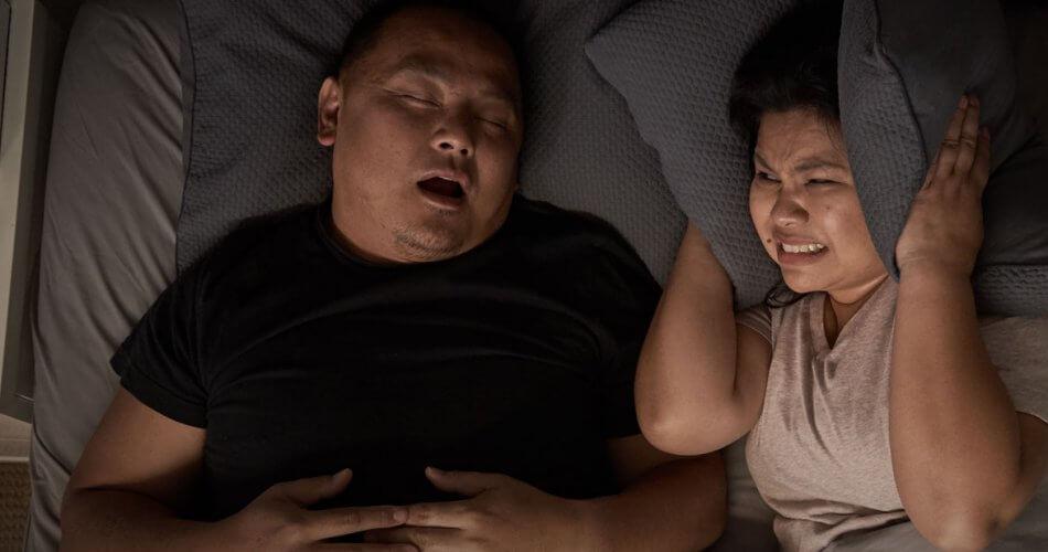 O que é apnéia do sono?